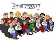 Assemblée générale des Mâles Fêteurs 2019