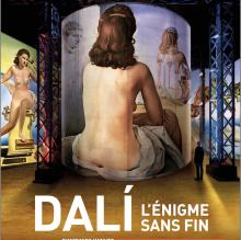 Atelier des Lumières - Dalí, l'énigme sans fin - Gaudí, architecte de l'imaginaire.