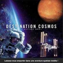 Atelier des Lumières - Destination Cosmos L'ultime défi