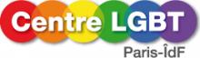 Logo du Centre LGBT Paris-IdF