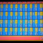 Score de la soirée Bowling