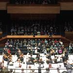 Concert à l'Auditorium de la maison de Radio France
