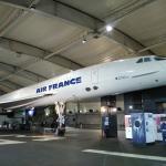 Musée de l'air et de l'espace (Le bourget) - Concorde