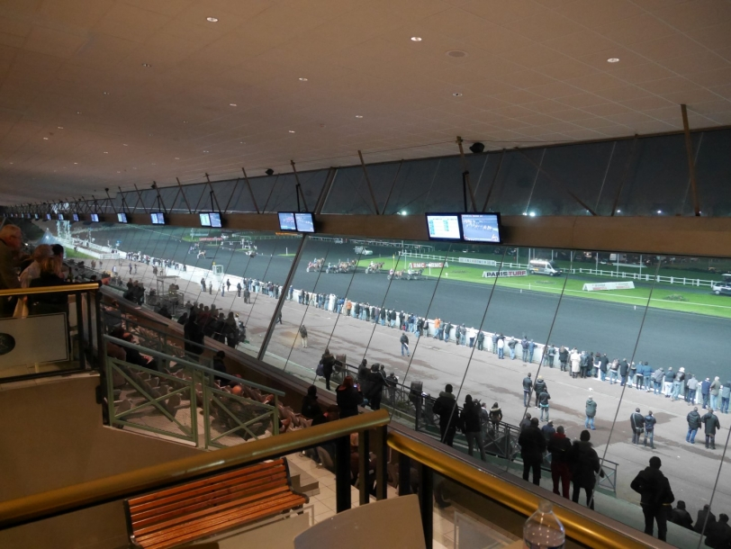 After-Work à l'Hippodrome Paris-Vincennes
