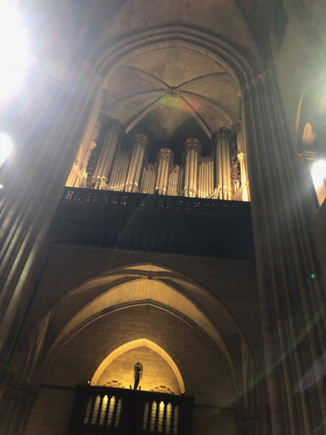 Audition du Grand Orgue - Notre-Dame de Paris