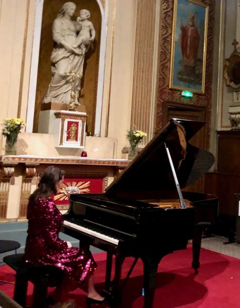 Concert Debussy au Centre Culturel Irlandais