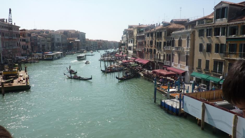 Séjour à Venise - Grand Canal