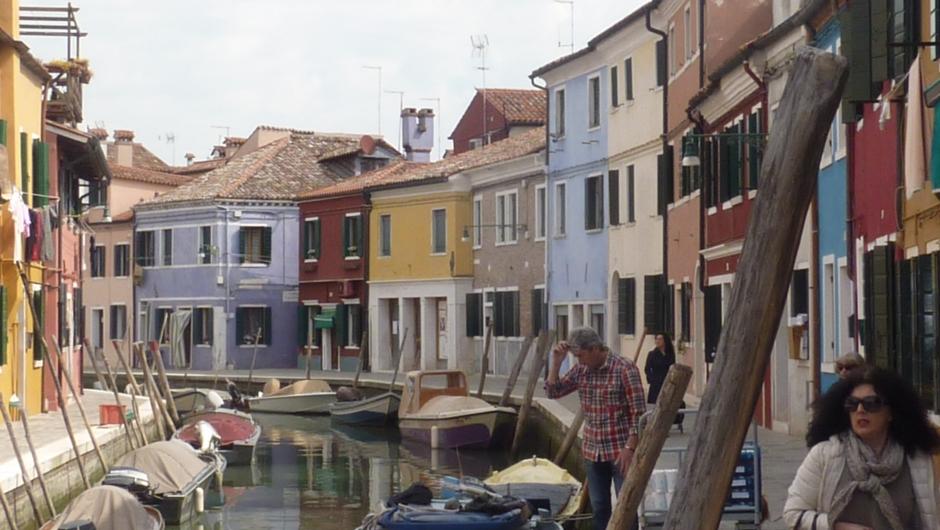 Séjour à Venise - Burano