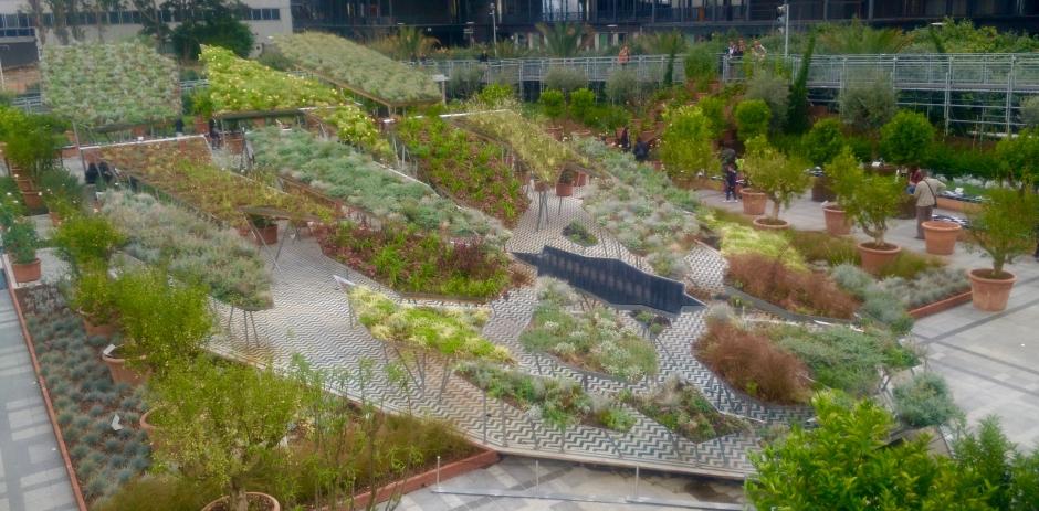 Les Jardins d'Orient à l'Institut du Monde Arabe