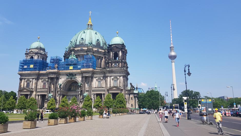 Voyage à Berlin