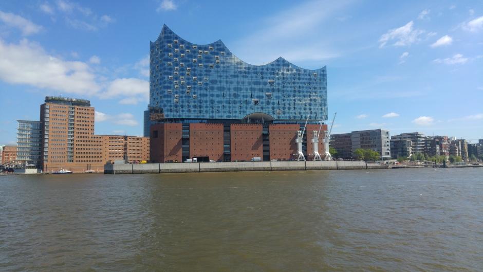 Voyage à Hambourg