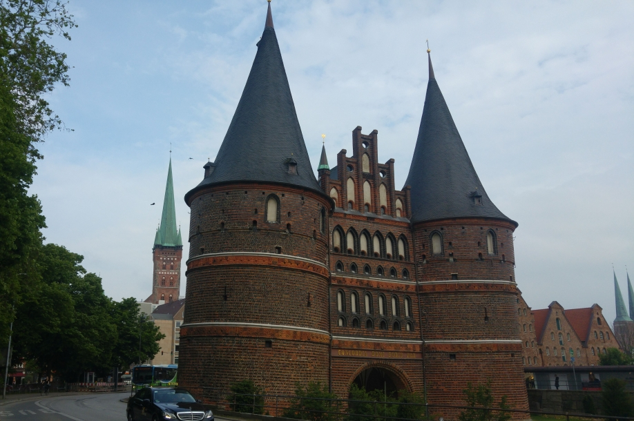 Voyage à Hambourg - Lübeck