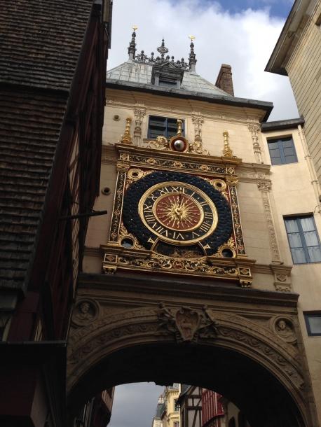 Week-end LMF à Rouen samedi 12 et dimanche 13 octobre 2013