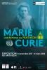 """Exposition """"Marie Curie, une femme au Panthéon"""""""